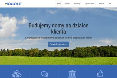 DJ Monolit - Budowa Domu Pod Klucz Gdynia