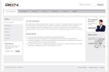 DKN Info Sp. z o.o. - Serwis Laptopów Kielce