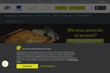 DLH Poland Sp. z o.o. - Tartak Wysogotowo
