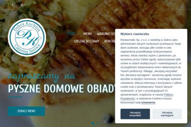Dobra Kuchnia Agnieszka Dąbrowska - Catering dla firm Szczecin