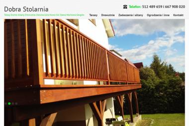 Stolarnia Ewelina Kociuruba - Schody Metalowe Gola