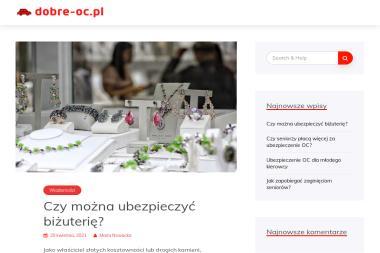 Pośrednictwo Ubezpieczeniowe Grażyna Wyględacz - Ubezpieczenie firmy Sosnowiec