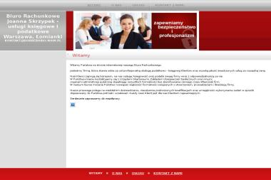 Biuro Rachunkowe Joanna Skrzypek. Finanse, księgowość - Usługi Księgowe Łomianki
