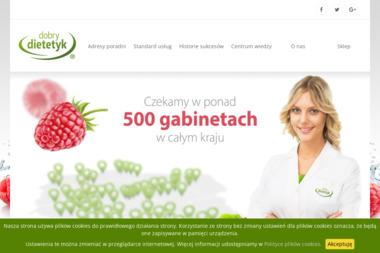 Centrum Żywienia i Promocji Zdrowia Dobry Dietetyk - Dietetyk Bielsko-Biała