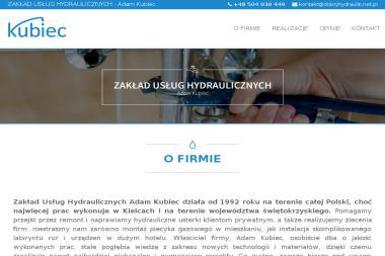 Zakład Usług Hydraulicznych Kubiec - Hydraulik Kielce