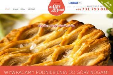 Do Góry Nogami Catering Adam Kalinowski - Catering Białystok