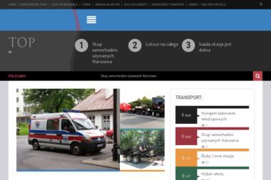 Transport Samochodowy Wypożyczalnia Auta Dolina Tour - Przewóz osób Krapkowice