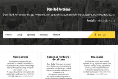 Dom-Bud ZUH Zygmunt Brzozowski - Spawacz Koronowo