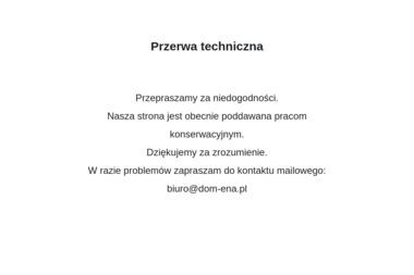 Dom-Ena. Budownictwo, apartamenty - Firma Budująca Domy Pod Klucz Rzeszów