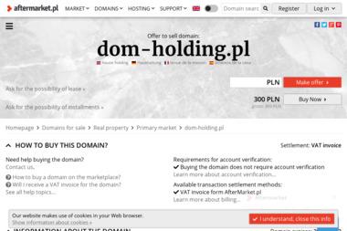 Dom Holding Sp.z o.o. - Gotowe Domy Bydgoszcz
