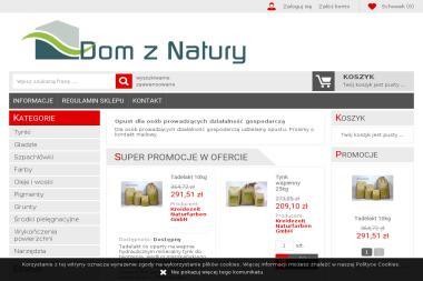 Dom z natury - Projektowanie Mieszkań Mierzyn