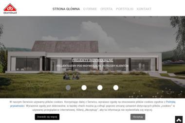 Z D Usług Proj i Inwestyc Dombud Nehring Stanisław - Projekty domów Iława