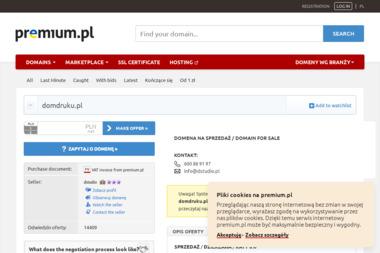 M-Promotion Mirosława Miszczor - Druk katalogów i folderów Koszalin