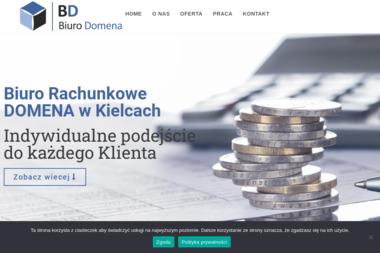 Biuro Rachunkowe Domena Tadeusz Relidzyński - Biuro rachunkowe Kielce