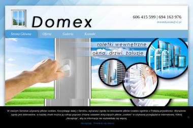 Domex Dominik Jasiak - Leasing Masłowo