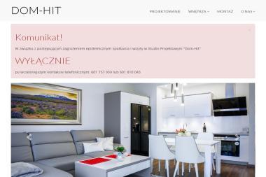 DOM-HIT - Architekt wnętrz Kołobrzeg