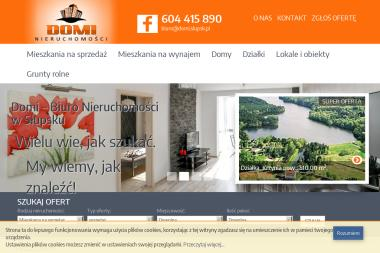 Biuro Nieruchomości Domi - Agencja nieruchomości Słupsk