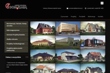 Projekty Budowlane Dom z Klasą - Projekty domów Kielce