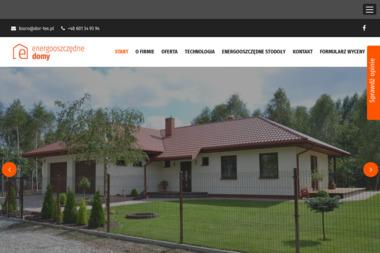 Dor-Tex. Budowa domów, energooszczędne domy - Domy Drewniane Marzenin