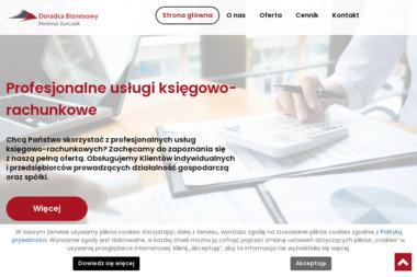 Doradca Biznesowy Helena Jurczak - Biuro rachunkowe Zielona Góra