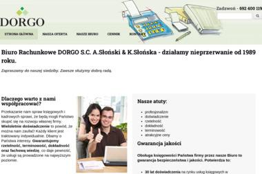 Biuro Rachunkowe Dorgo S.C. A. Słoński & K. Słońska - Biuro rachunkowe Krapkowice