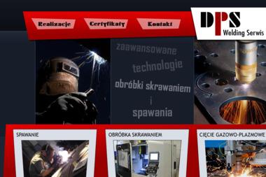 DPS Welding Serwis. Dariusz Sas - Tynki Maszynowe Rybnik