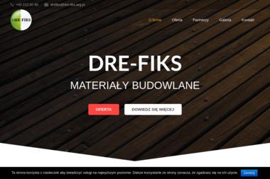 Dre Fiks. Tarcica, drewno, drewno budowlane - Więźba Dachowa Kraszew