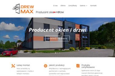 DREW-MAX s.c - Sprzedaż Okien PCV Wola Rzędzińska
