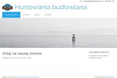 Drewden Dominik Nowak - Tartak Mokrsko