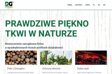 Materiały Opałowe Drewgór. Sp. z o.o. - Tartak Gorzów Wielkopolski