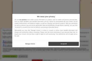 Zakład stolarski Drewmax - Schody drewniane Wieluń