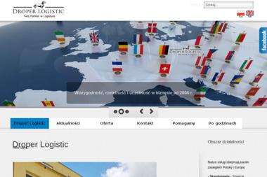 Droper Logistic - Przewóz Osób Busem Świebodzice