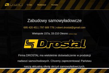 Drostal Jacek Drożdż. Konstrukcje stalowe, montaż konstrukcji stalowych - Firmy inżynieryjne Płock
