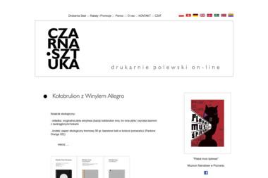 Drukarnie Polewski - Druk wielkoformatowy Poznań