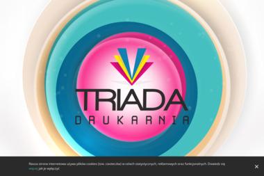 Drukarnia Triada - Ulotki Boguchwała