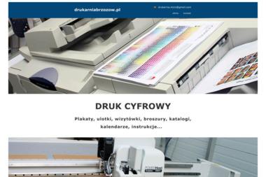 MCM Sp. J. Opakowania, ulotki, plakaty - Druk Banerów Brzozów