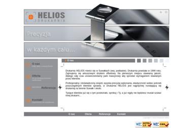 Drukarnia Helios s.c. - Drukowanie Suwałki