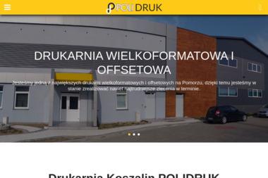 Drukarnia Oskar Witold Kaczanowski - Druk katalogów i folderów Koszalin