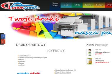 PPH Drukarnia Sp. z o.o. - Drukarnia Sierpc