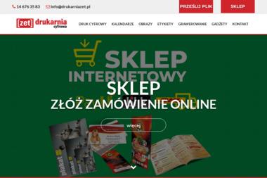 Drukarnia Zet Urszula Zybura - Polski Producent Odzieży Damskiej Dębica