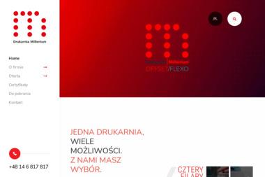 FPHU Drukarnia Millenium - Usługi Poligraficzne Dębica