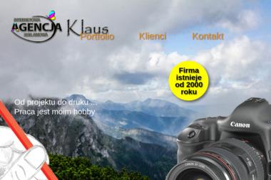 Internetowa Agencja Reklamowa - Drukarnia Wielkoformatowa Kielce