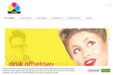 Drukarnia Tom Tomasz Skonieczny - Graficy Bydgoszcz