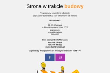 Drumedia - Druk katalogów i folderów Olsztyn