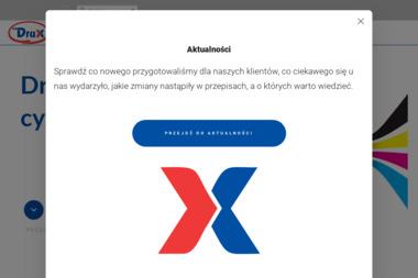 PW Drux Sp. z o.o. - Drukarnia Puszczykowo