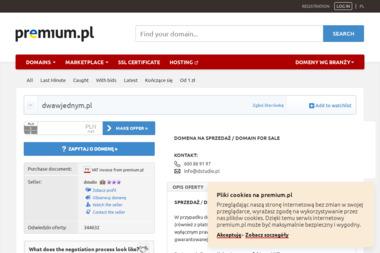 Agencja Interaktywna Dwa w Jednym Eryk Kołodziej - Webmasterzy Brzesko
