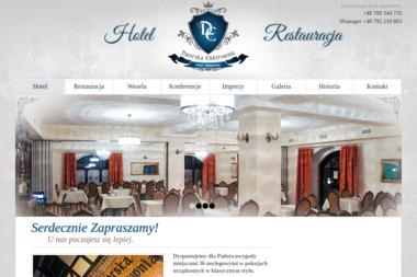 Dworska Elektrownia. Hotel, restauracja - Usługi Cateringowe Kędzierzyn-Koźle