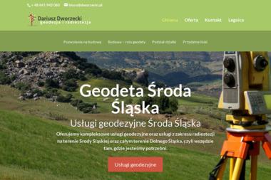 Dariusz Dworzecki Geodezja i Radiestezja - Firma Geodezyjna Środa Śląska
