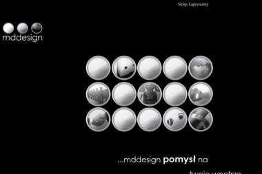 MDdesign Projekowanie Wnętrz Maria Dyduch. Projektowanie wnętrz, mebli - Projektowanie Wnętrz Chrząstowice