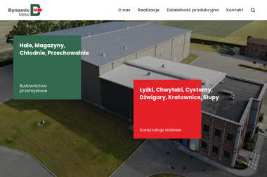 Dynamic-Metal Sp. z o.o. - Konstrukcje Stalowe Grębocin